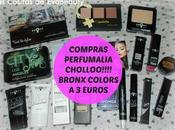 Chollos Perfumalia. Bronx Colors €!!!