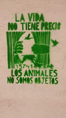 Son sólo animales