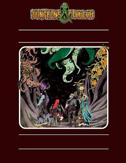 Dungeons&Cthulhu: Prueba de la Beta