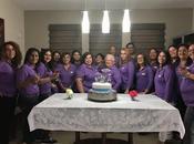 Primer aniversario club lectura LECTOADICTAS Puerto Rico
