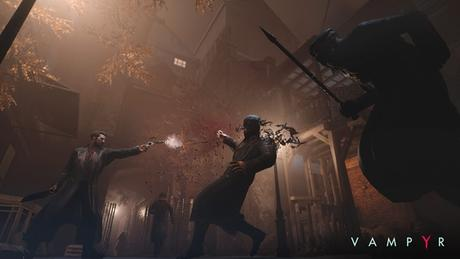 'Vampyr' ya está disponible para PC y consolas