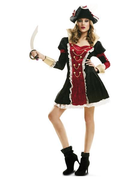 Conoce las mejores opciones de Disfraces de Pirata en Parejas