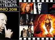 "Estrenos Semana Junio 2018 Podcast 4x36 Perfil Hitchcock"""