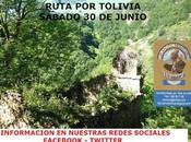 Sábado junio: ruta tolivia (ponga)