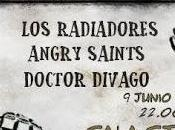 Concierto Angry Saints Doctor Divago Radiadores, Madrid, Sala Starving, 9-6-2018