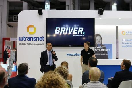 El Grupo Wtransnet presenta Briver, su nueva plataforma de transporte regional