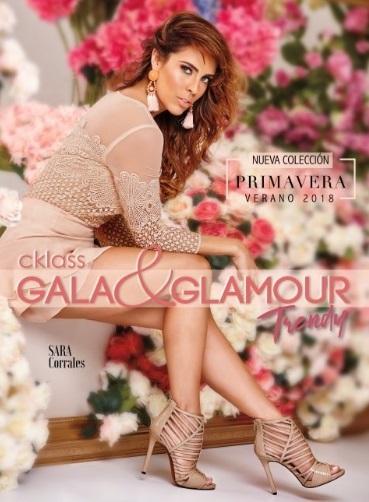 catalogo cklass Gala y Glamour otoño invierno 2018