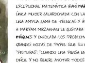 excepcional matemática Maryam Mirzakhani nació mayo