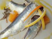 Sardinas marinadas cítricos guadalhorce