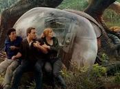 Jurassic World: reino caído roles género