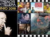 "Estrenos Semana Junio 2018 Podcast 4x37 Perfil Hitchcock"""