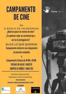 La productora Sintelobos presenta sus Veranos de Cine