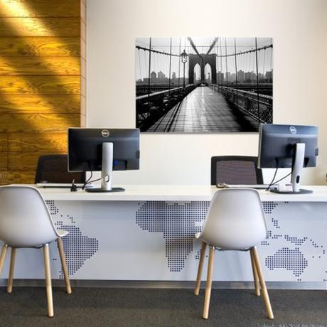 ideas-para-decorar-con-posters3 IDEAS PARA DECORAR CON POSTERS: PIXERS