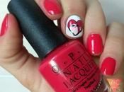 Sticker instagram nail