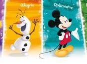 Disney presentan cuentos: Emociones