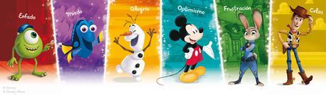 SM y Disney presentan los cuentos: Disney Emociones