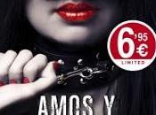 Reseña Amos mazmorras Parte torneo Lena Valenti