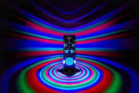 Sony anuncia nuevos sistemas de audio de alta potencia con 360° de luz y sonido