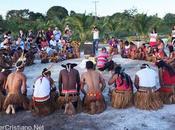Misioneros abren iglesia aldea amazónica nativos rinden Cristo