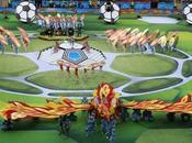 ceremonia inauguración Mundial