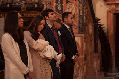 Bautizo en la Catedral de Sevilla