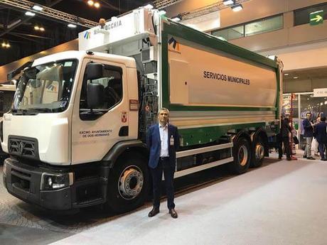Una apuesta por la movilidad más sostenible y menos contaminante en la recogida de residuos sólidos urbanos