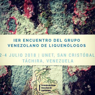 1er Encuentro del Grupo Venezolano de Liquenólogos