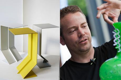 Designer Marc Thorpe.