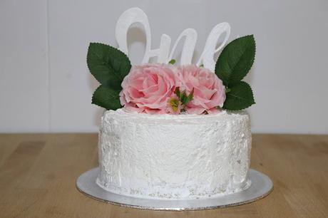 Smash Cake Sin Lactosa Para Nit
