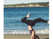 Buenas razones para practicar Yoga aire libre