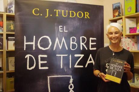 Encuentro con C.J. Tudor