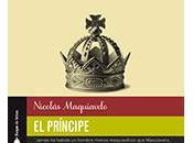 príncipe Nicolás Maquiavelo