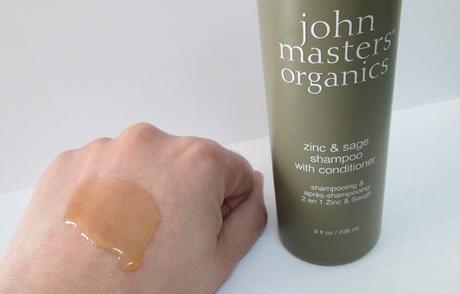 Champú y Acondicionador Zinc & Sage (John Masters Organics)