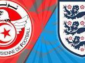 Túnez Inglaterra Vivo