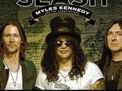 Nuevo disco Slash Myles Kennedy Conspirators septiembre: 'Living Dream'