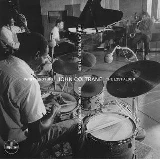 El álbum perdido de John Coltrane.