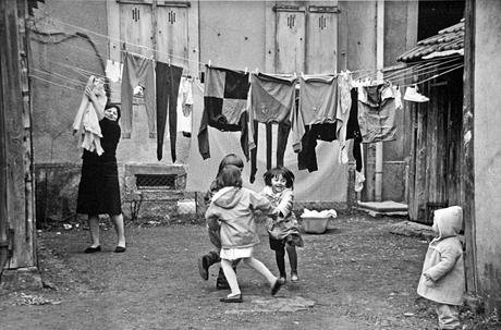 El Pompidou rinde homenaje a Sabine Weiss, la última humanista