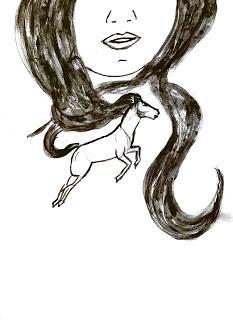 Tengo un caballo dentro de mí que raramente se expresa. P...