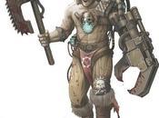 Crono-Gladiador cartas para Wrath Glory