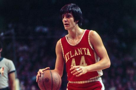 """Pete Maravich """"Pistol"""", genio del baloncesto."""