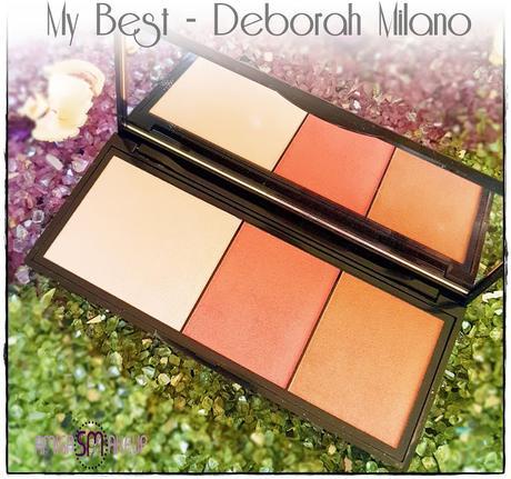 My Best Palette de Deaborah Milano + Look