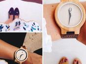 Must Have: Relojes madera