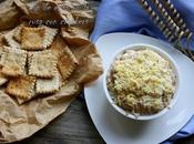 ensaladilla rusa crackers