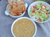 Burrito nachos fáciles