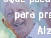 ¿Qué puedes hacer para prevenir Alzheimer?