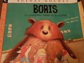 Boris, nuevo compañero