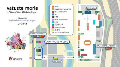 Horarios e información del concierto de Vetusta Morla en La Caja Mágica de Madrid