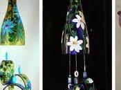 Aprende cómo hacer campanas viento botellas recicladas