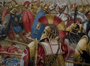 Tiempo héroes mitos romanos. roma siglos camillus