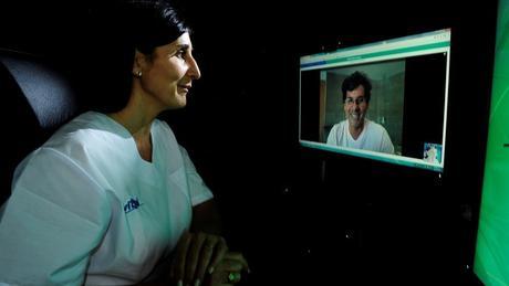 La telemedicina crece en el país y ya se la usa hasta para atender casos de gripe.